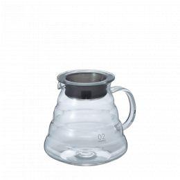 Carafe en verre Hario pour V60 4/5 tasses