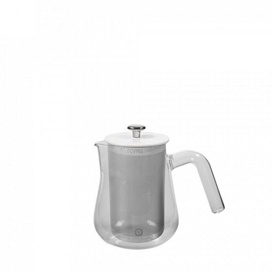 Coffee Maker Carl Henkel X Tract white