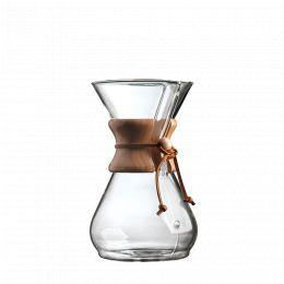 Kaffeemaschine Chemex [8 Tassen]