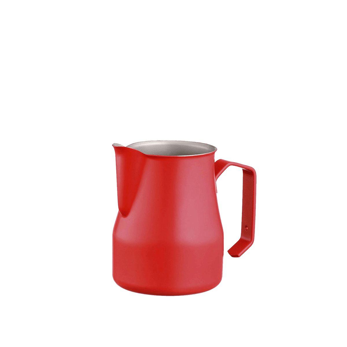Pichet à lait en téflon – Motta – Rouge