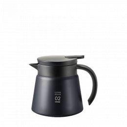 Carafe isotherme Hario V60 75cl Noir