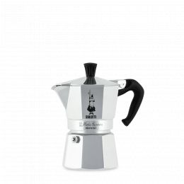 Cafetière italienne Bialetti Moka Express Argent