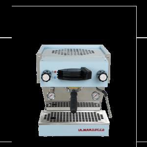 Espresso Machine - La Marzocco Linea Mini Blue - CoffeeAvenue