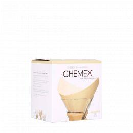 Schachtel mit 100 Filtern für die CHEMEX [6 bis 10 Tassen]