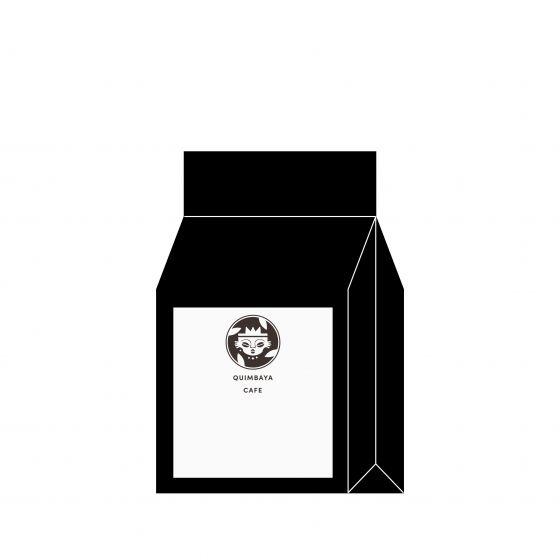 Whole bean Quimbaya - Baudilio Castillo - Colombia [Filter]