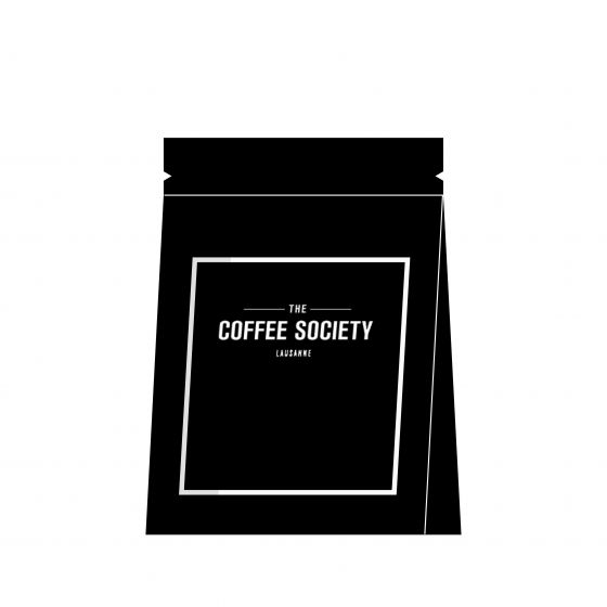 Whole coffee beans ORGANIC The Coffee Society RODRIGUEZ DE MENDOZA  – Peru