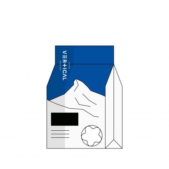 Café en grains Vertical - Big Wall [Espresso]