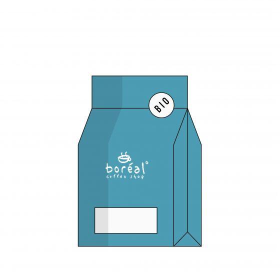 ORGANIC Whole Coffee Beans Boréal Taramesa - Ethiopia [Filter]