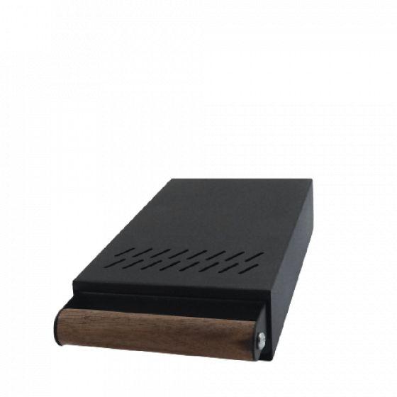 Knock Box ProCub - CKDC - Black