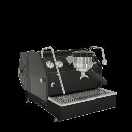 espressomaschine la marzocco gs3 glas matt schwarz