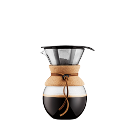 bodum coffee maker pour over