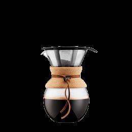 bodum coffee maker pour over