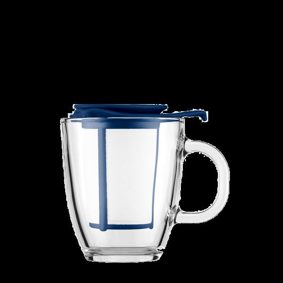infuser yo yo set bodum mug