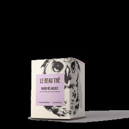 Anti-depression green tea Le Beau Thé – Mardi Mélancolie - Teabags