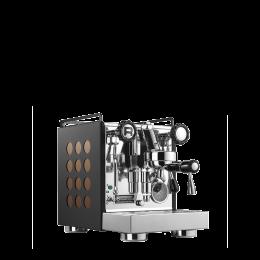 espressomaschine rocket espresso appartamento schwarz kupfer