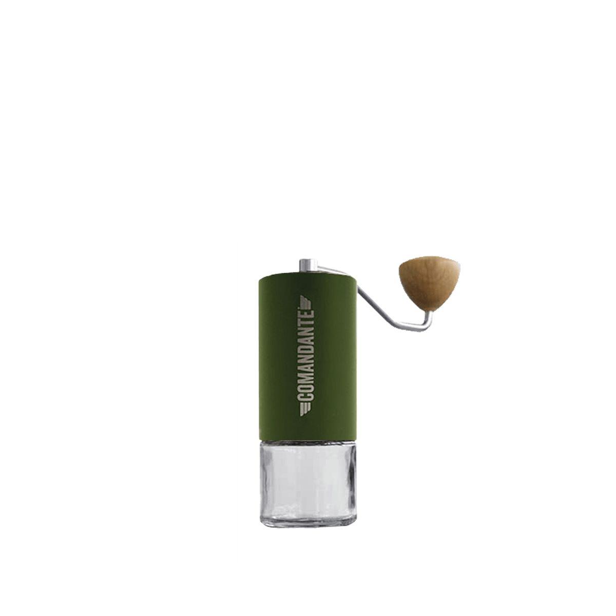 Coffee Grinder Comandante C40 [MK3] Nitro Blade - Green