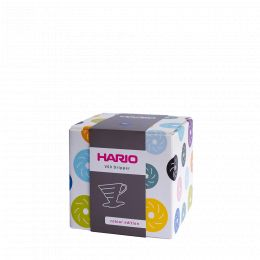 V60 Dripper Hario Porzellan [3/4 Tassen] - Türkisgrün